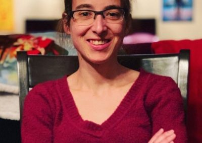 Sophie René de Cotret, résident 2019
