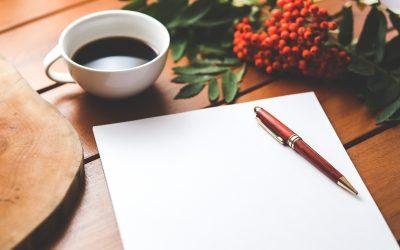 Atelier de création littéraire : Écriture des sens